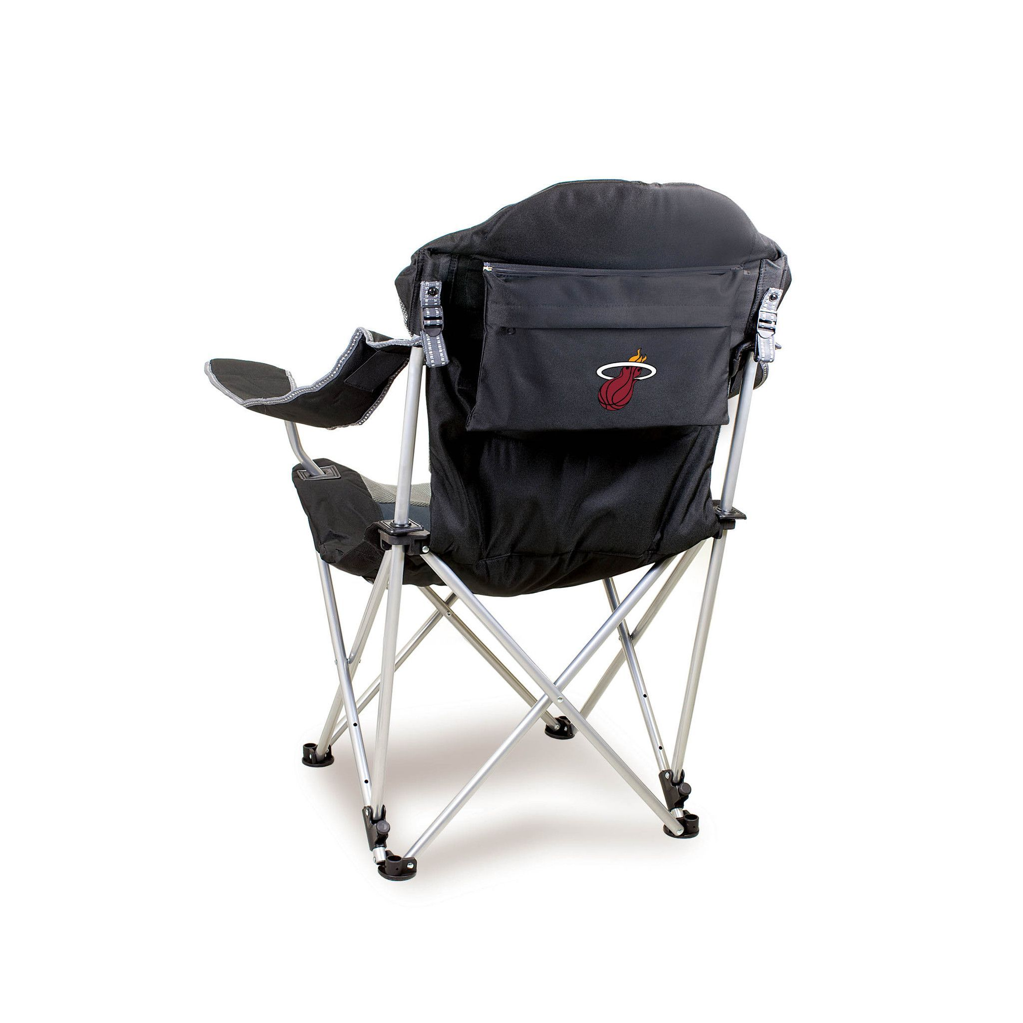 The Miami Heat Reclining Camp Chair