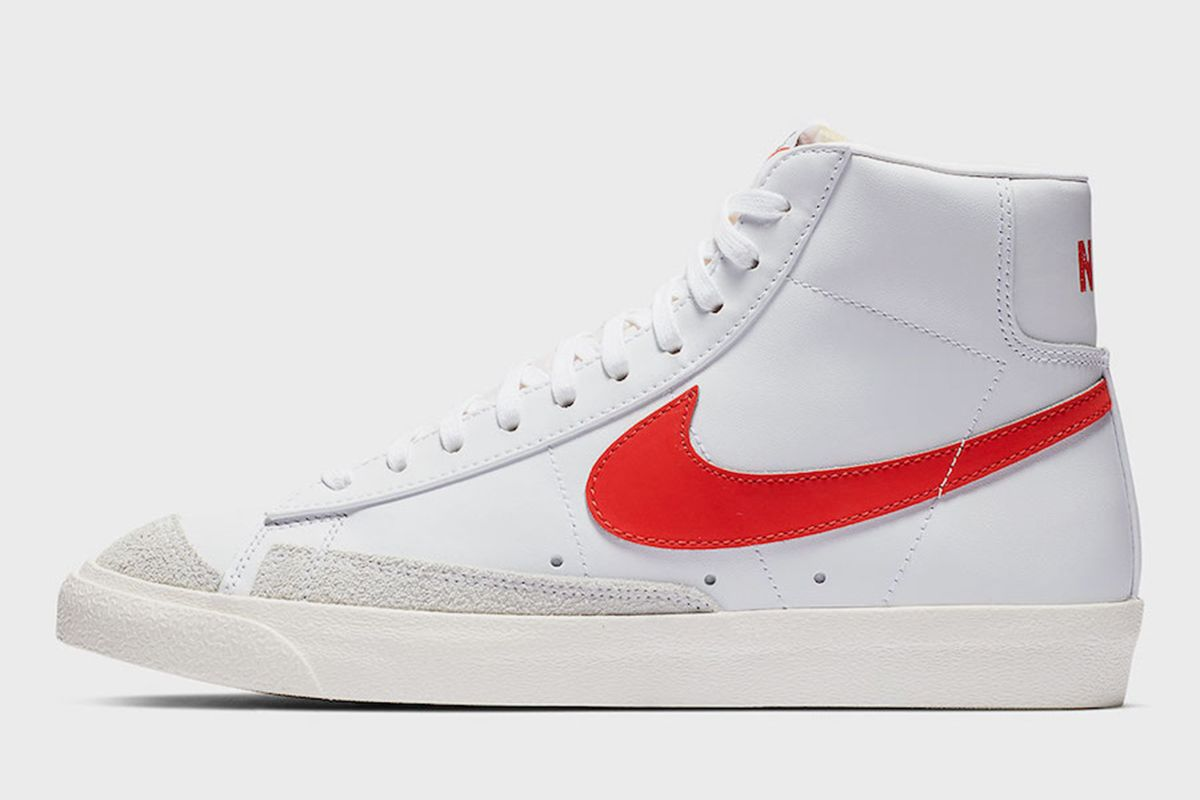 newest collection b7af1 b6e6f Nike Blazer Mid 77 Vintage