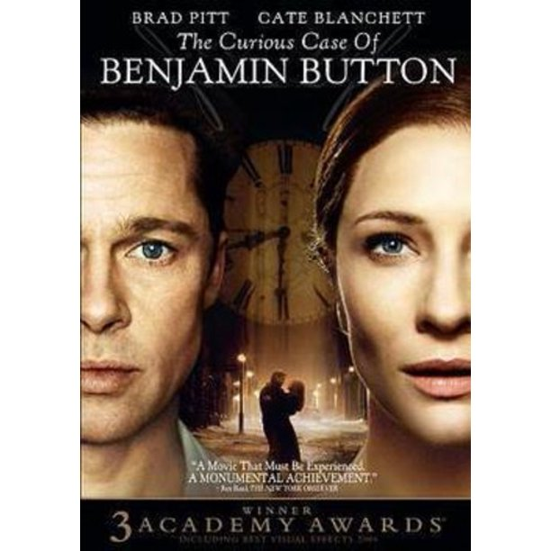 The Curious Case of Benjamin Button (DVD) in