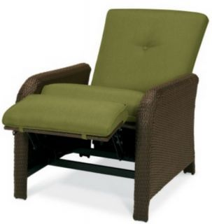 Reclining Outdoor Patio Furniture La Z Boy Deck Recliner Chair Pool Yard