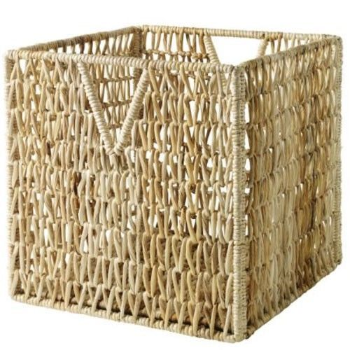 New Ikea Pjas Basket Organizer Storage Bin Banana Fiber Ikea Basket Storage Baskets Ikea