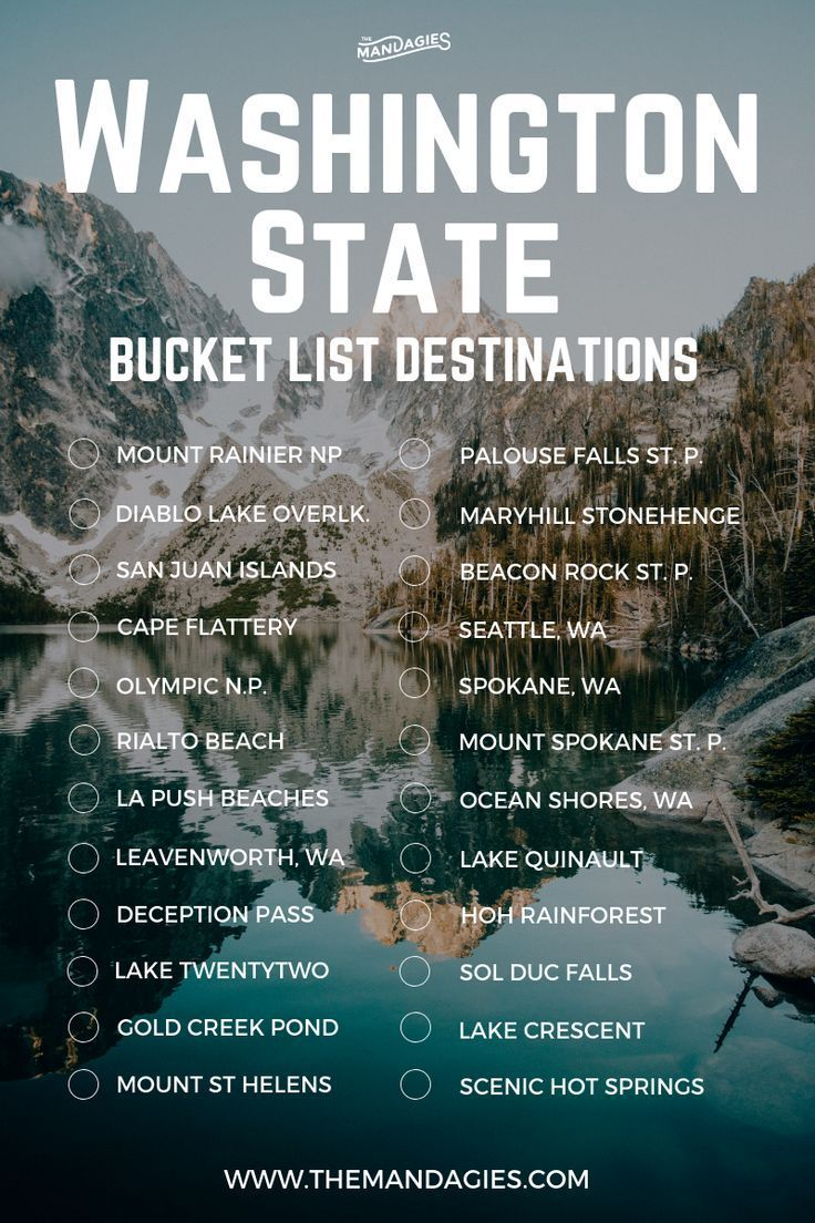 Photo of 20+ incredible hikes in the sweaty state of Washington – hiking blog
