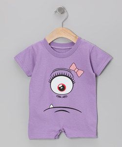 Purple Princess Miasma Romper - Infant | Something special every day