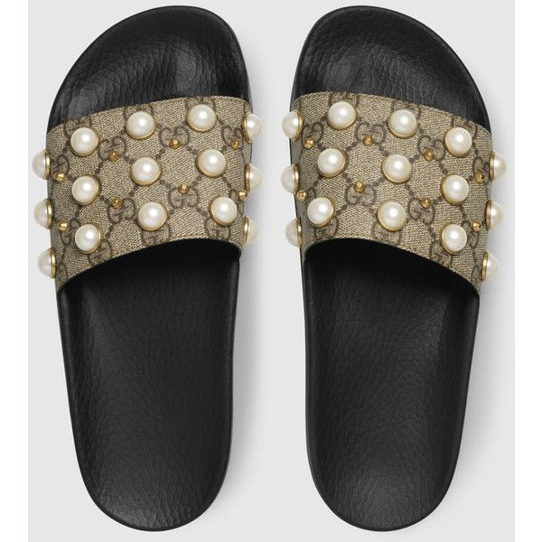 Buy Pearl Studded Sandals Online on United States 6D0A4SH6CE CDGS