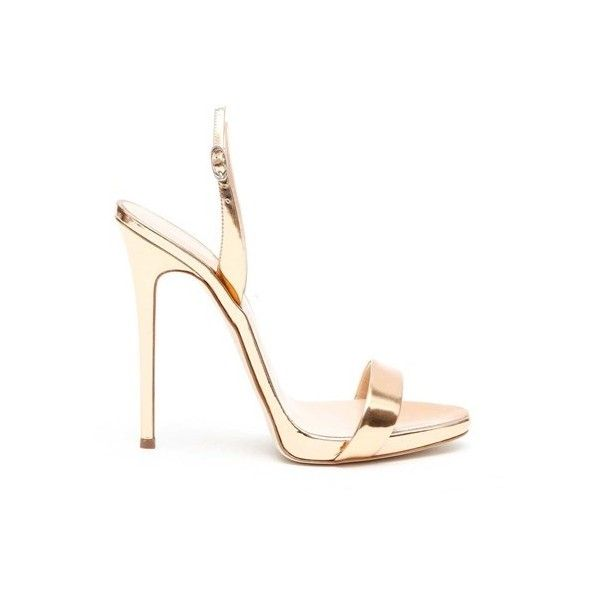 Giuseppe Zanotti Design 'Sophie' Metallic Sandal ($390) ❤ liked on Polyvore featuring shoes, sandals, black, black metallic shoes, black sandals, giuseppe zanotti, giuseppe zanotti sandals and black shoes