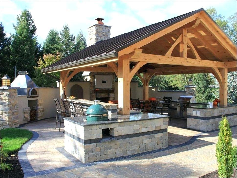 Covered Outdoor Kitchen Ideas Outdoor Kitchen Grills