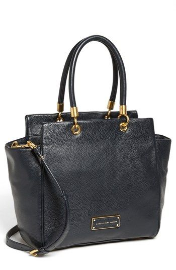 a1e6711b1c MARC BY MARC JACOBS 'Too Hot To Handle - Bentley' Leather Tote ...