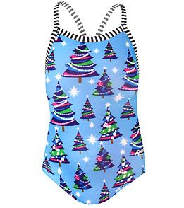 Christmas In July Swimsuit.Little Dolfin Uglies Kringle Looking For One In Syd S Size