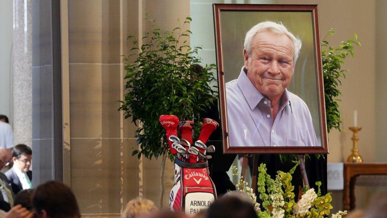 Rozloučení s Arnoldem Palmerem