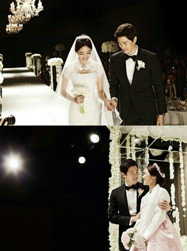 Modern And Traditional Korean Wedding