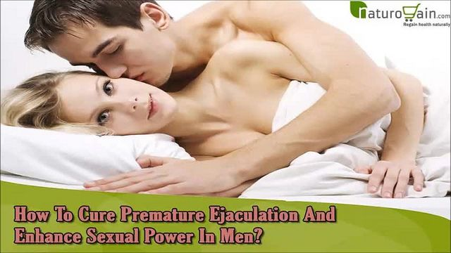 You can find more  about how to cure premature ejaculation at http://www.naturogain.com/product/natural-premature-ejaculation-oil/