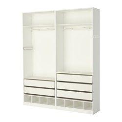 Fancy Kombinationen ohne T ren PAX System IKEA