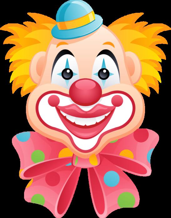 Рисунки клоунов смешные