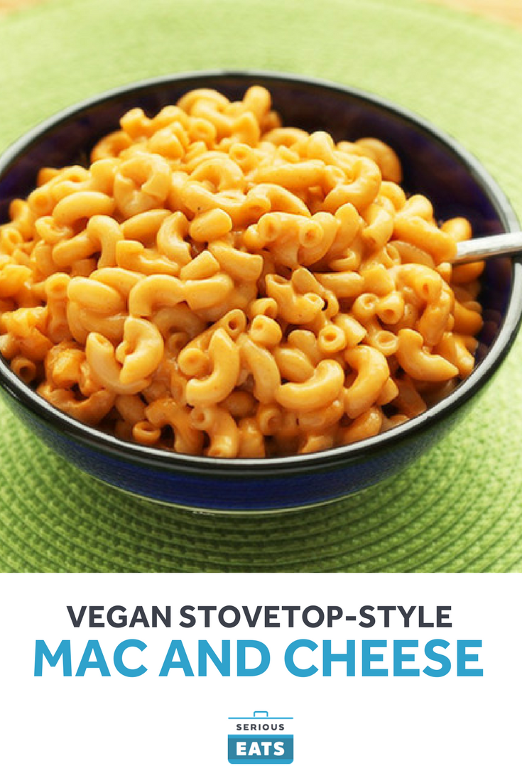 Vegan stovetop style macaroni and cheese recipe macaroni food forumfinder Gallery