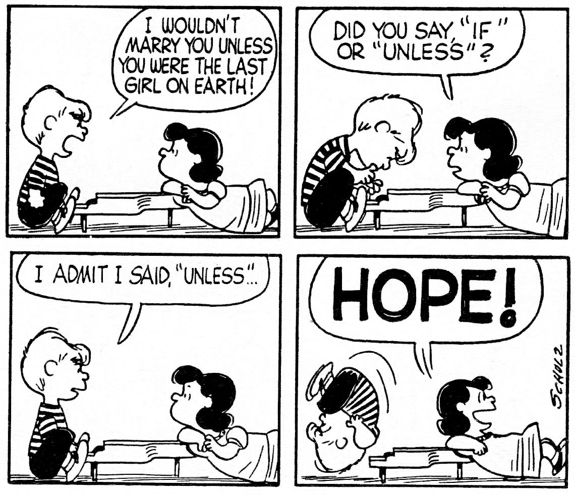 Charles Schulz, 'Peanuts', comic strip Despite... - odetocrumb ...