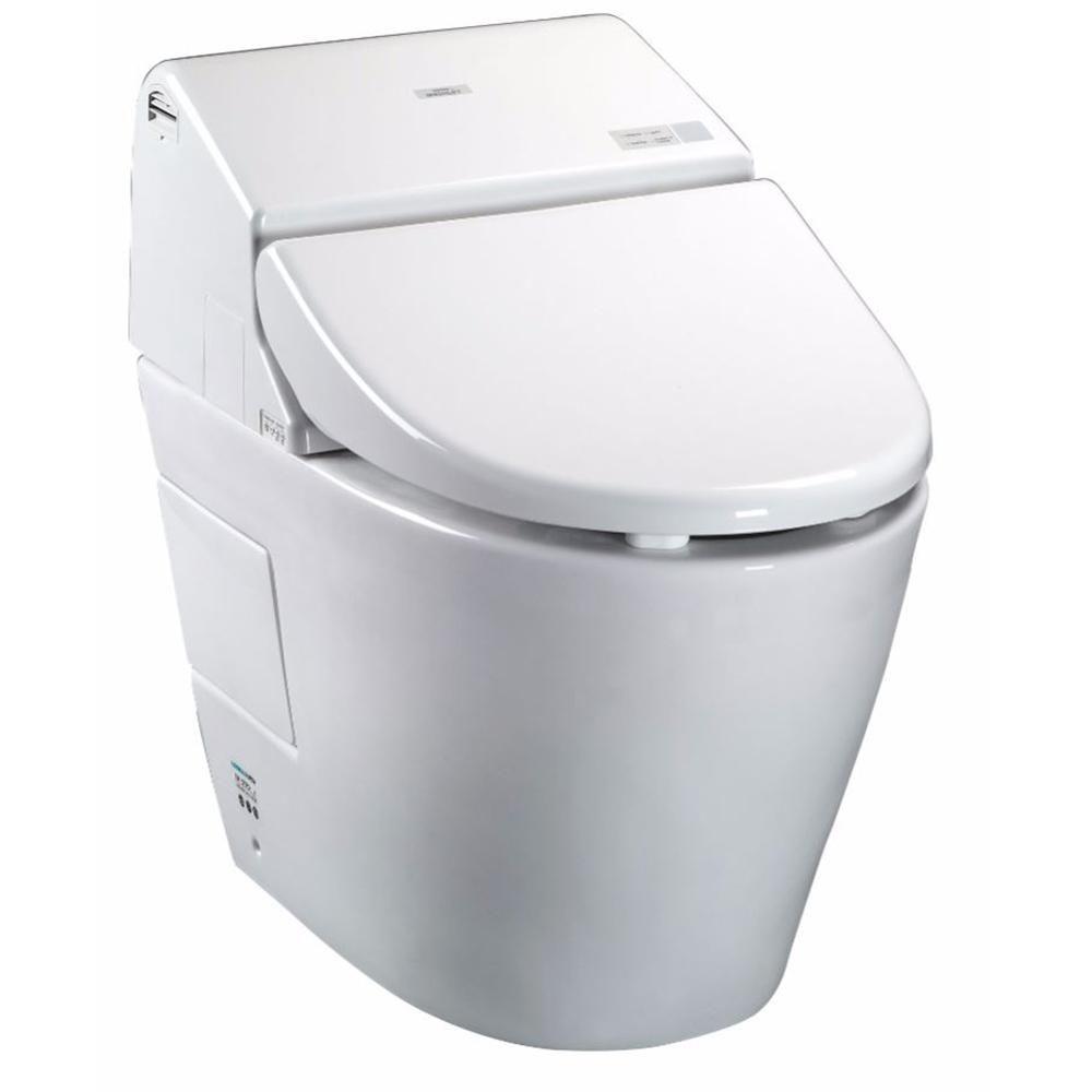 Toto Neorest G500 Elongated Bidet In Cotton White Washlet Toto Toilet Toilet