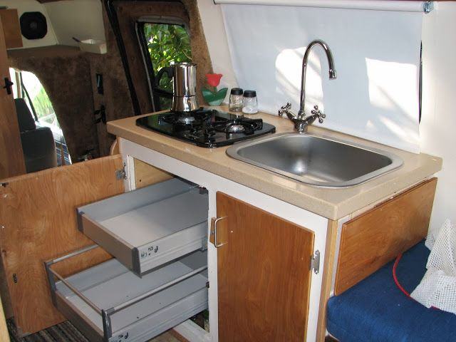 Ikea On The Move Renovating A Motorhome Kitchen Sink Design Rv