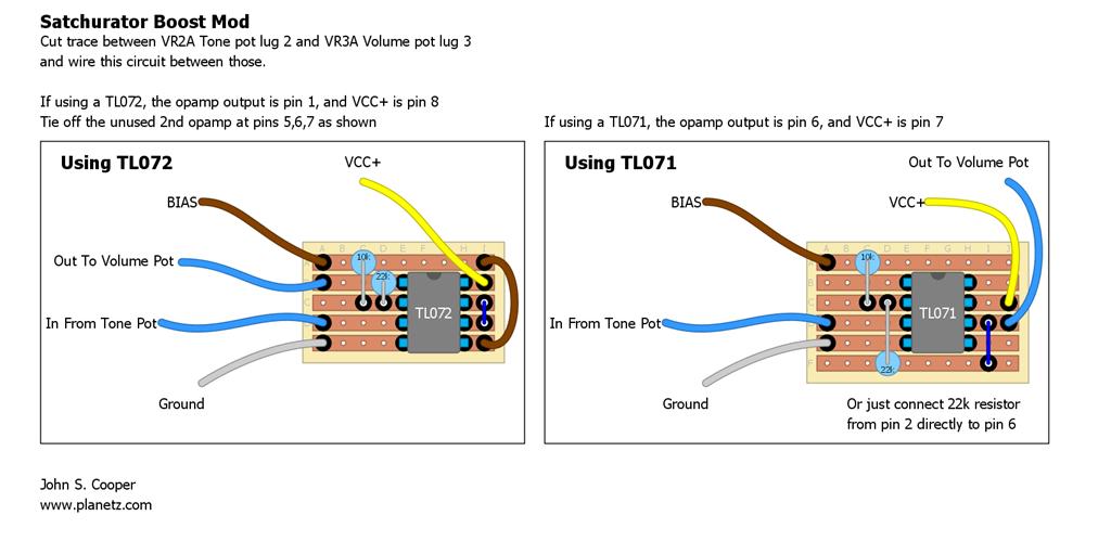Electrical Wiring : Vox Satchurator Boost Mod Strip Board Layout2  Distortion Plu Distortion Plus Wiring Diagram Off-… | Diy guitar pedal, Diy  guitar amp, Guitar amp | Vox Pickup Wiring Diagrams |  | Pinterest