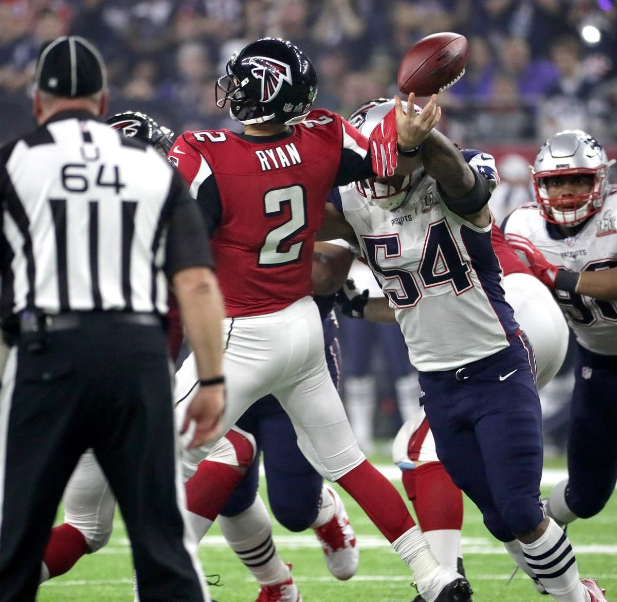 Devastating Loss Leaves Falcons Without Answers The Boston Globe Superbowl 2017 New England Patriots Patriots