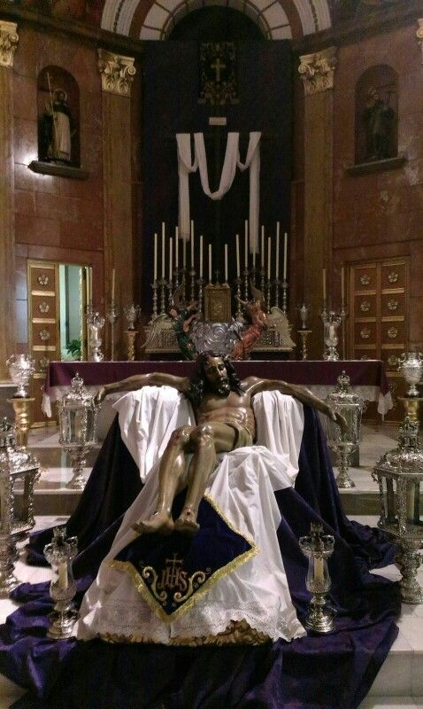 Cristo del Descendimiento.