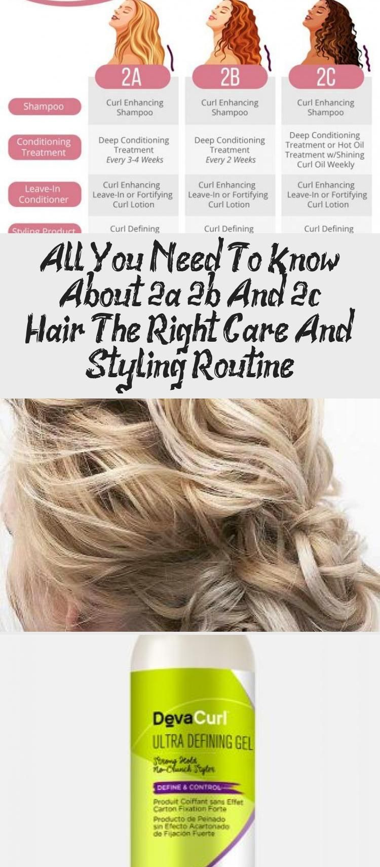All You Need To Know About 2a, 2b, And 2c Hair The Right