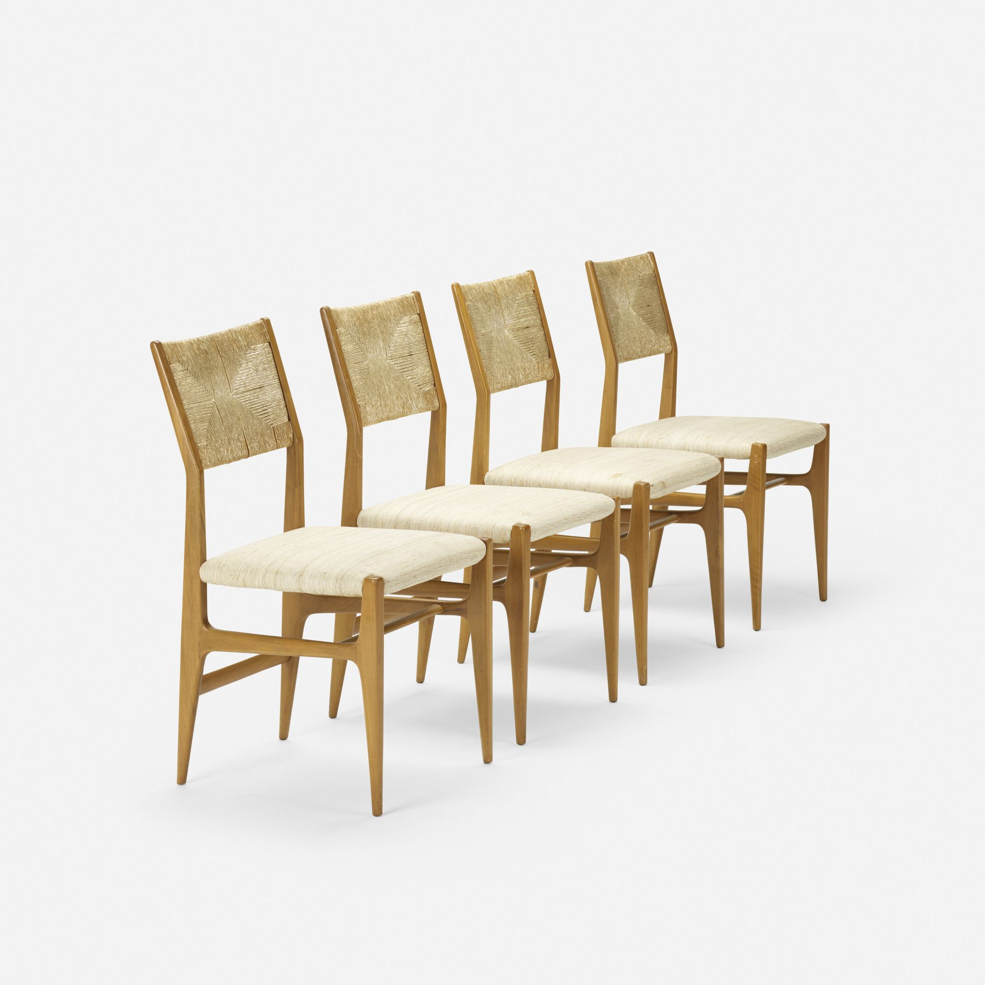 Eßzimmerstühle gio ponti dining chairs model 116 set of four wright20 com gio