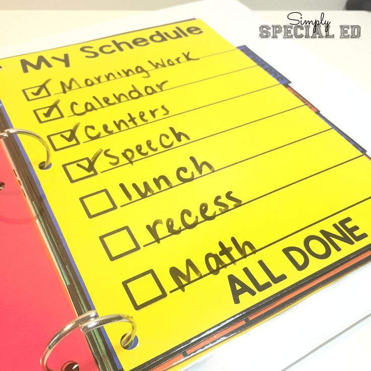 Simple Success Student Binder