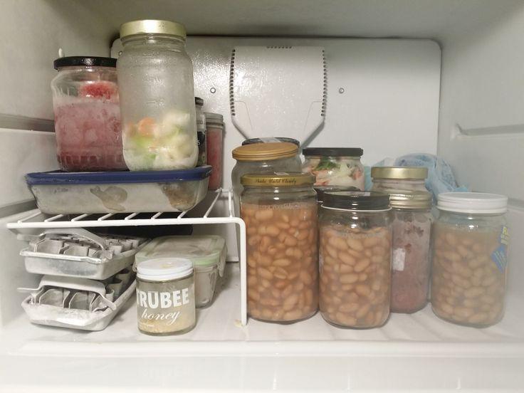 how to freeze food without using plastic zero waste kitchen frozen food sustainable kitchen on kitchen organization zero waste id=93195