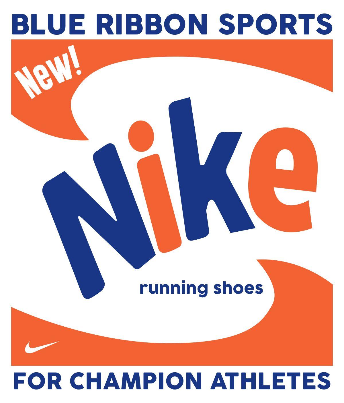 Nike Blue Ribbon Shoes