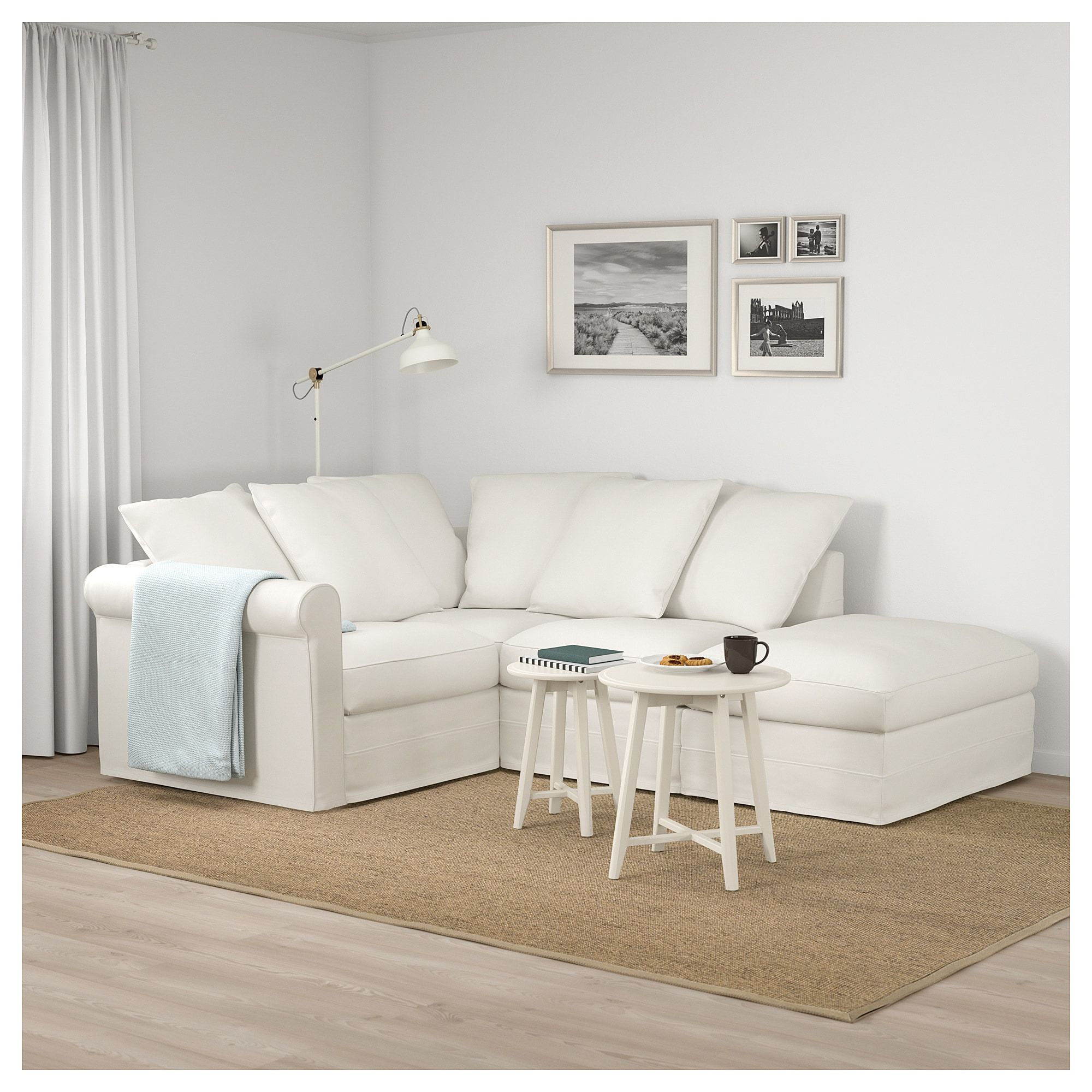 Furniture and Home Furnishings | Corner sofa, Deep seat ...