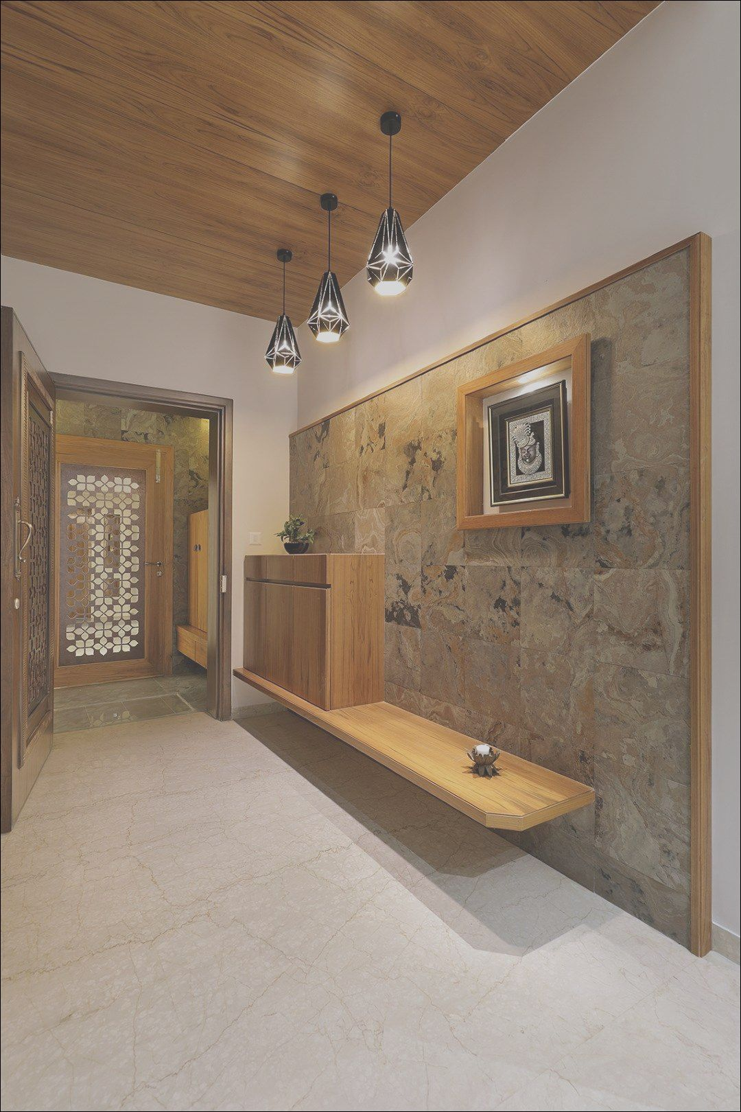 10 Local Flat Interior Design Ideas Gallery in 10  Home entrance