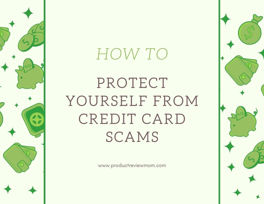 How to Protect Yourself From Credit Card Scams   How to protect yourself, Credit card readers ...