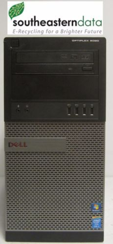 Dell Optiplex 9020 Intel Core i3-4130 @ 3 40GHz 4GB RAM 250GB 500GB