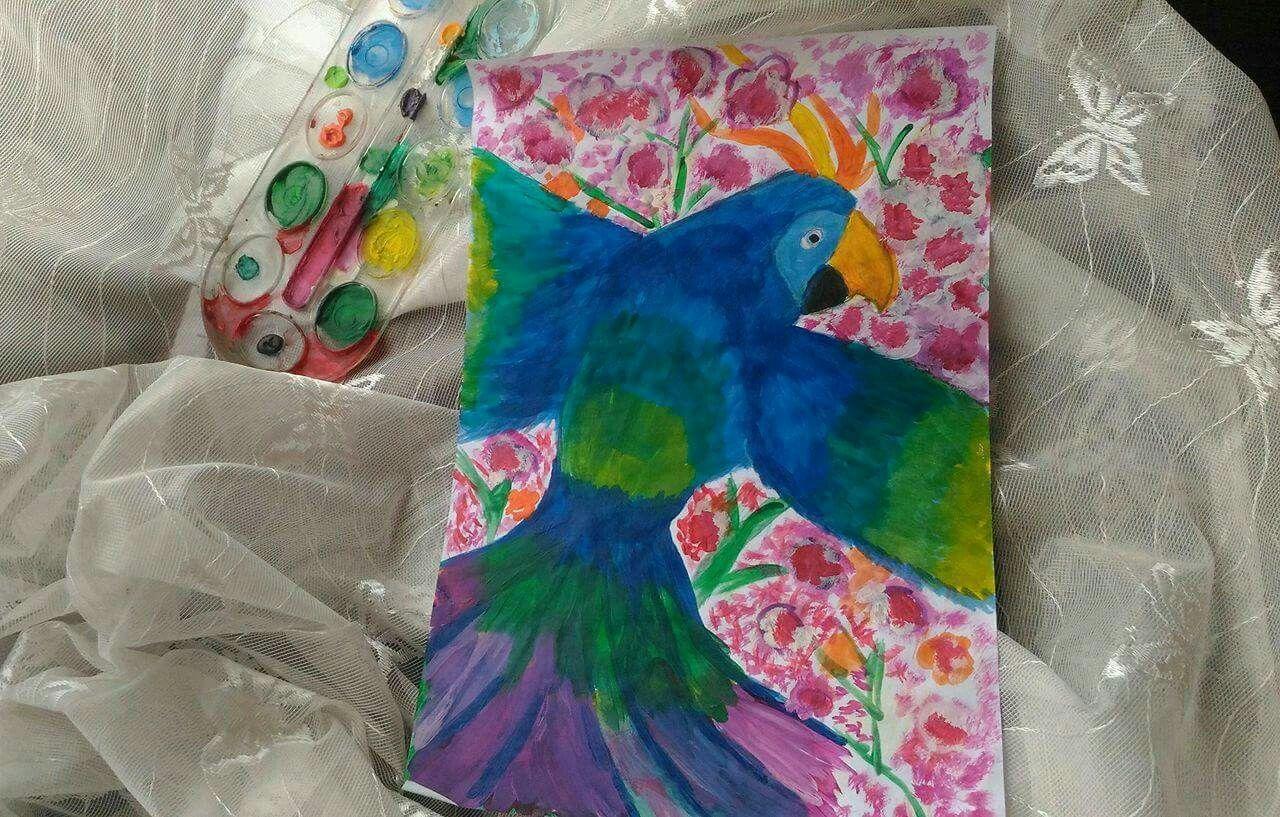 Ilaria's drawing