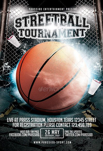 streetball tournament flyer template other pinterest flyer template templates and flyer. Black Bedroom Furniture Sets. Home Design Ideas