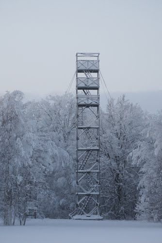 Suitsu observation tower, Estonia