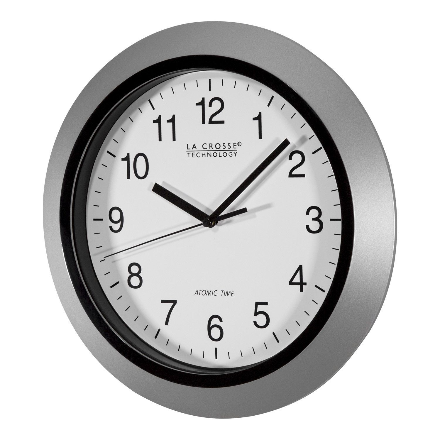 Krause 10 Analog Atomic Wall Clock Atomic Wall Clock Clock Hanging Clock