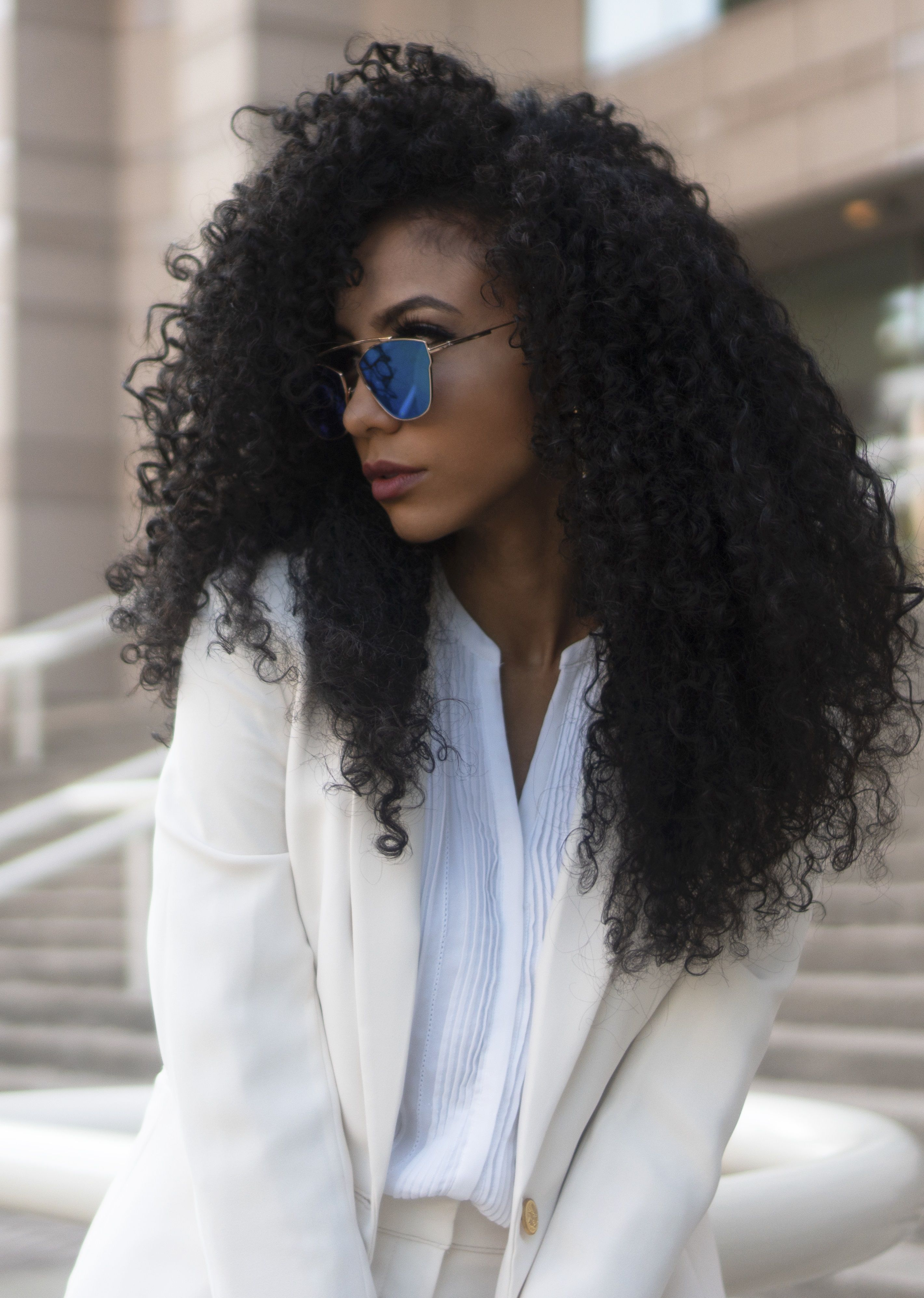 28+ Business casual hairstyles female long hair inspirations
