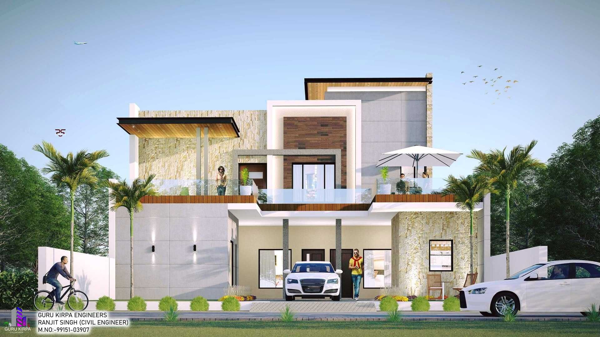Simple House Design In 2020 House Design Simple House Design House