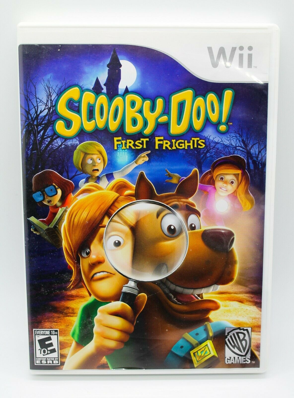 Details about ScoobyDoo First Frights (Nintendo Wii, 2009