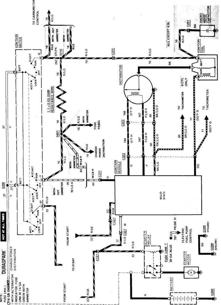 Ford Starter Solenoid Wiring Diagram Saleexpert Me Within