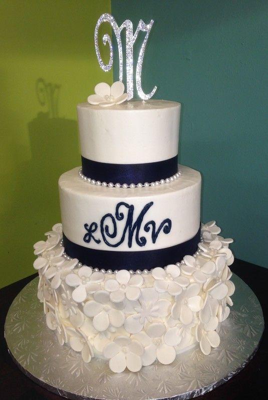 Tammy Allen Premier Wedding Cakes Houston Cakes Three Tier