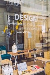 No Throw Design Shop Barcelona C Martinez De La Rosa 53 Barcelona Shop Design Shopping In Barcelona Design Fee