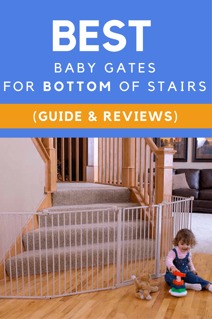 Best Baby Gates For Stairs 2018 (Top And Bottom) U2013 Guides U0026 Reviews
