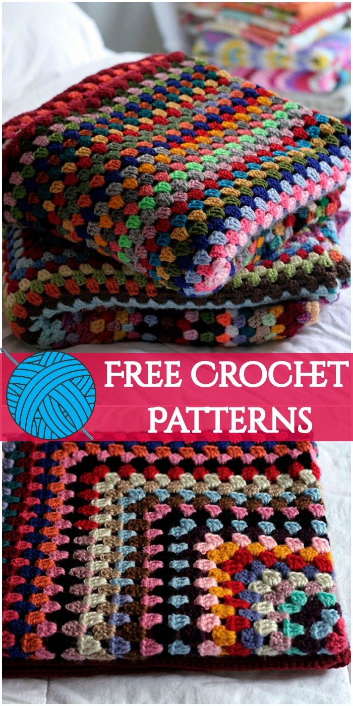 Crochet Blankets - Add A Cozy Beauty To Your Home