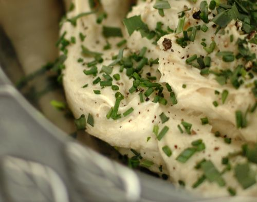 """""""The Conscious Cook's"""" Herbed Cashew Cheese"""