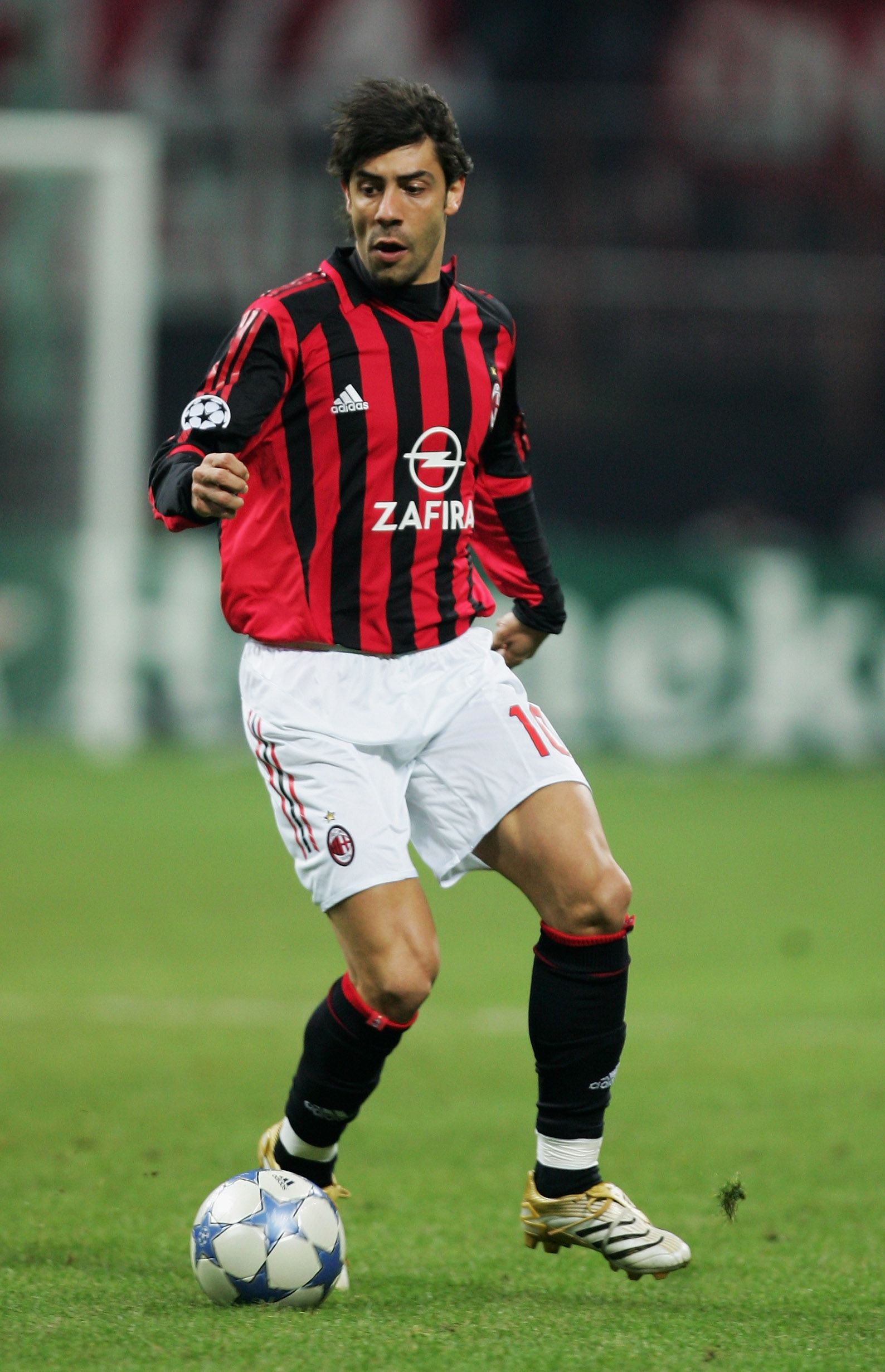 The 100 Best Footballers Of All Time Ac Milan Good Soccer