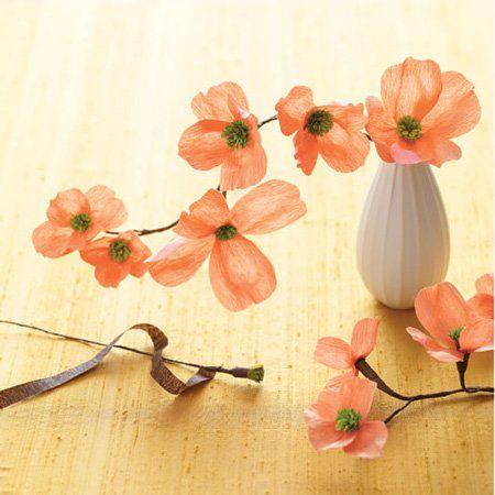 Crepe paper flower kits from martha stewart crafts crepe paper crepe paper flower kits from martha stewart crafts mightylinksfo