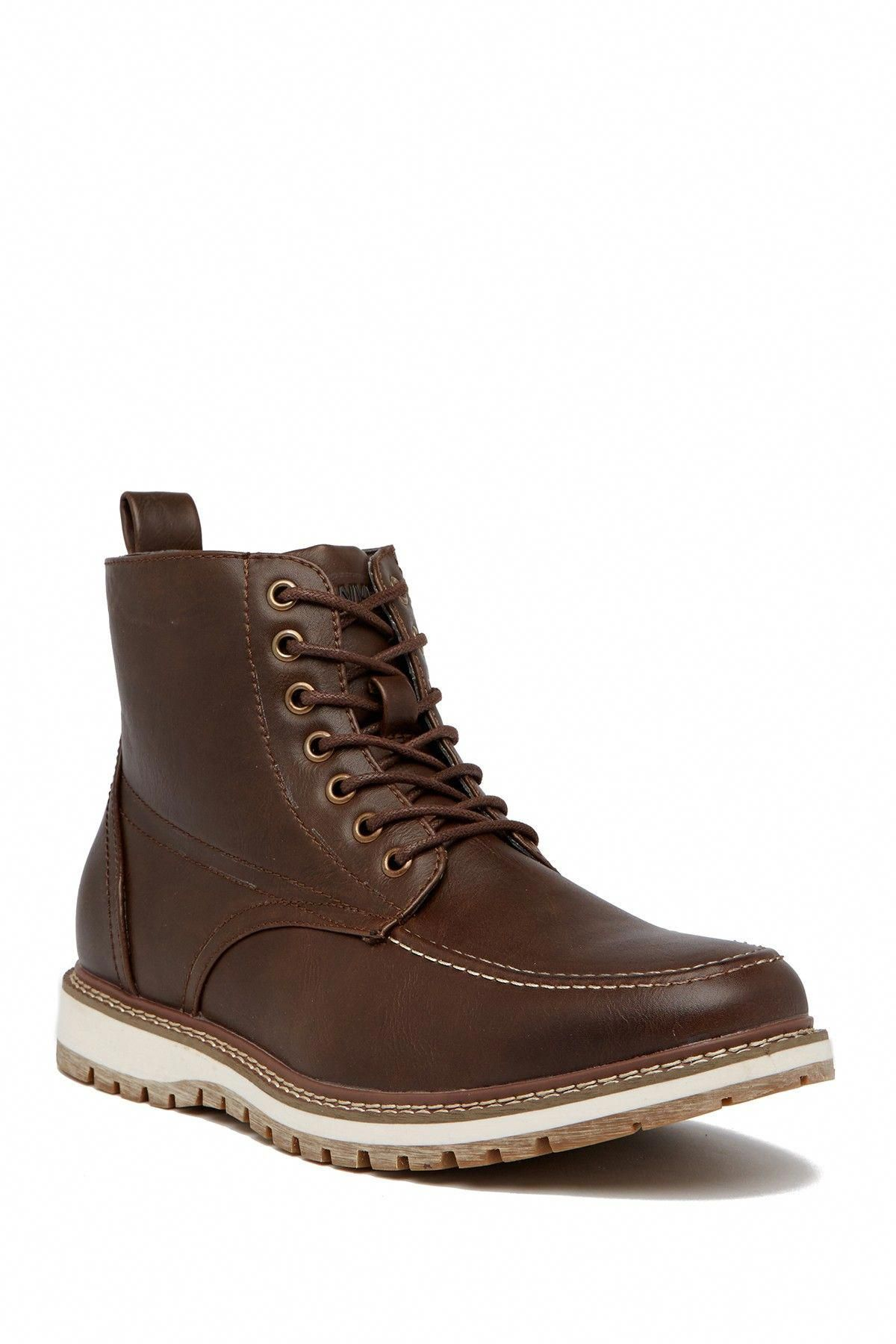 Sierra Leather Boot by Hawke & Co. on nordstrom_rack