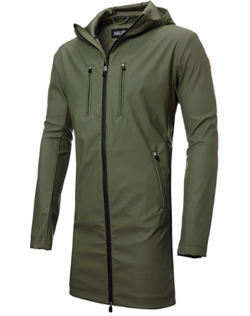 Clic Men S Breathable Lightweight Rain Jacket
